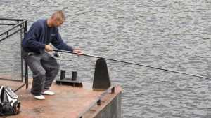 В Брянской области запретили до 1 июня ловить рыбу