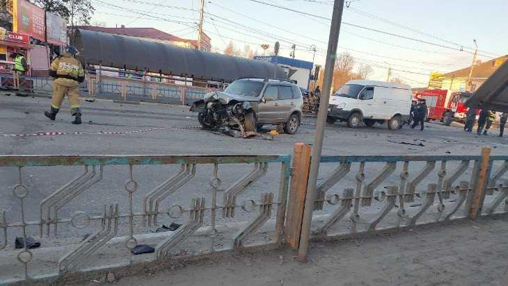 Брянск утром потрясло страшное ДТП с гибелью людей
