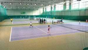 В Брянске начался крупный теннисный турнир