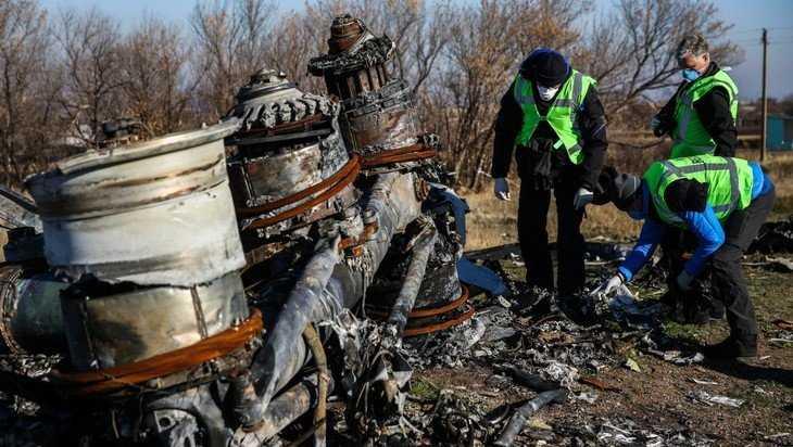 Бывший сотрудник СБУ назвал причастных к крушению Boeing в Донбассе