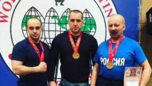 Брянские силачи завоевали Кубок Восточной Европы