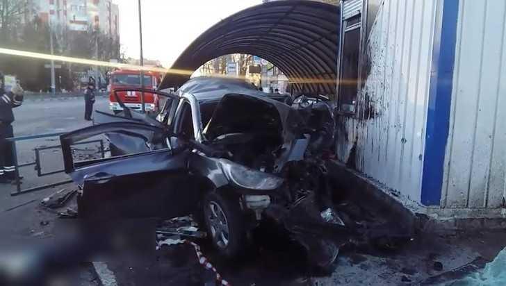 За жизнь пострадавших в ДТП у автовокзала Брянска борются врачи