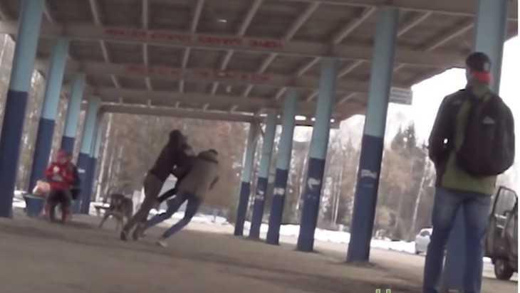 В Трубчевске юные блогеры инсценировали похищение ребенка на улице