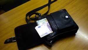 Брянские таможенники не дали жителю Одессы вывезти валюту