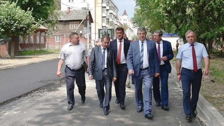Работу брянского губернатора Богомаза оценят по качеству дорог
