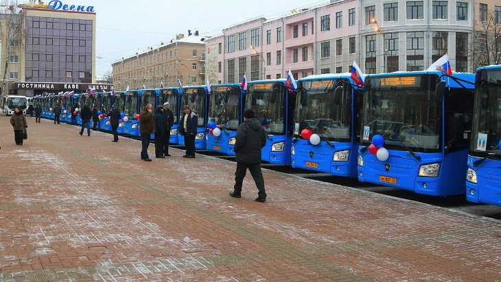Автобусы в Брянске будут ходить до 22 часов