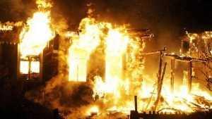 В злынковском селе при пожаре в доме погибла его хозяйка