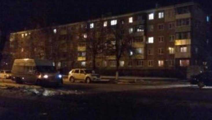 В Брянске пьяный водитель Honda врезался в маршрутку и сломал нос