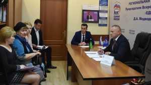Валентин Суббот защитил жительницу Брянской области от приставов