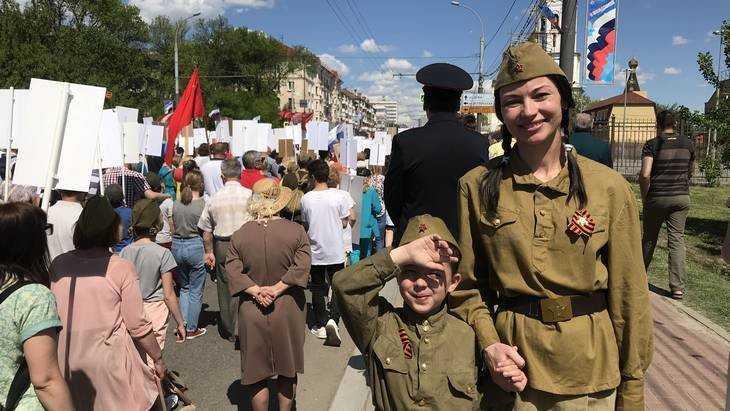 Белорусские власти отказались легализовать Бессмертный полк