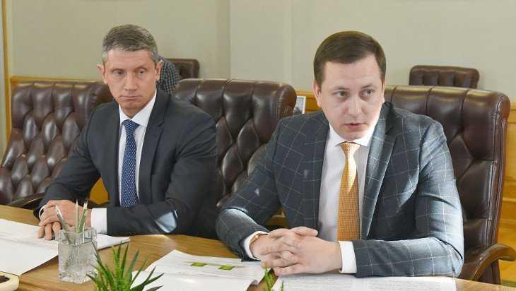 Проштрафившийся глава Шкуратов рассказал о расцвете в Клинцах