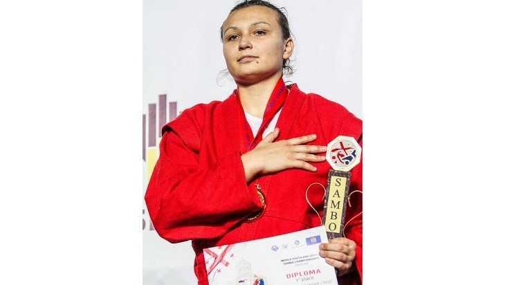 Брянская самбистка стала мастером спорта международного класса
