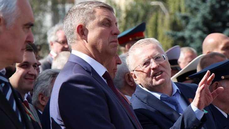 Брянского депутат Бадырханов расстался с ЛДПР