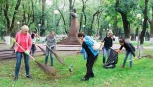 Жители Брянска выйдут на субботники 6 и 20 апреля