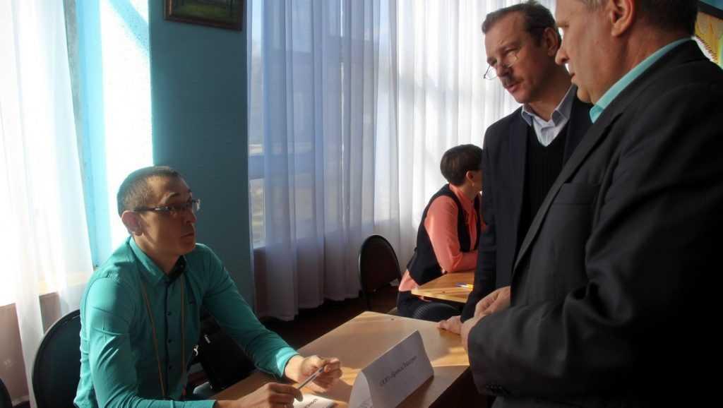 «БрянскЭлектро» приняло участие в ярмарке вакансий Брянского агроуниверситета