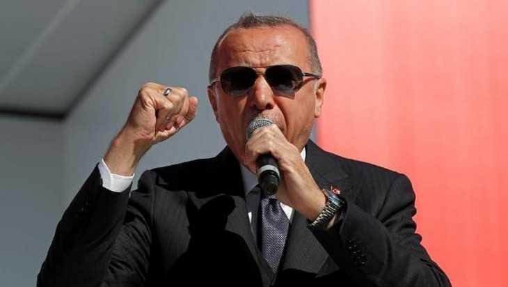 Эрдоган отчитал Трампа из-за Голан: «Чью землю ты отдаёшь Израилю?»