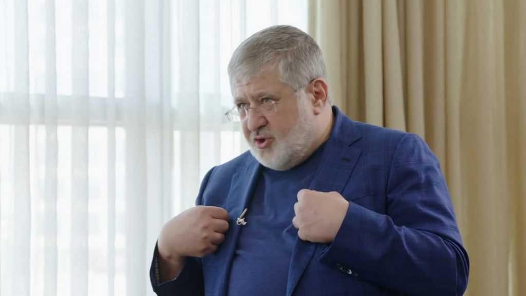 Захарова о внесении Коломойского в «Миротворец»: «Встала и аплодирую»