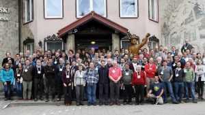 Ученый из «Брянского леса» в Польше обсудил ситуацию с дятлами