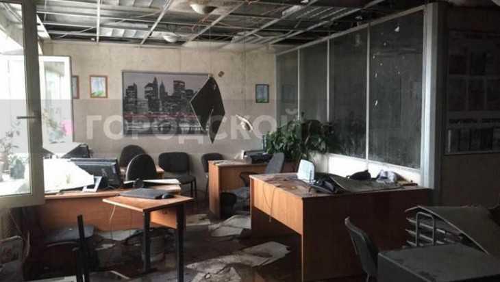 Пожар в брянском ТРЦ «Мельница» начался с офиса торговцев квартирами