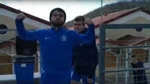 Южные сборы брянские динамовцы завершили волевой победой