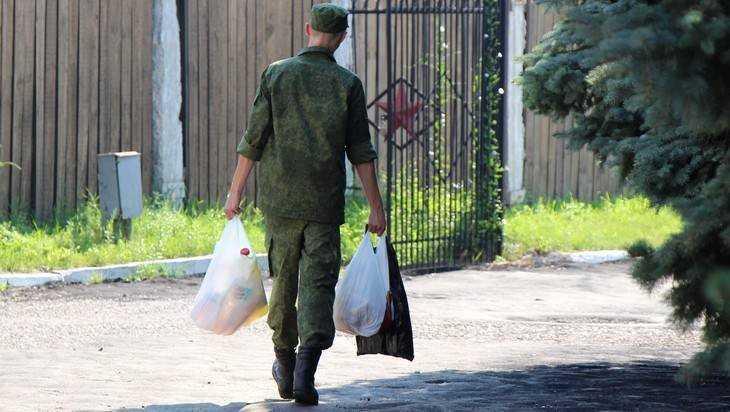 В Брянской области 1 апреля начнется весенний призыв в армию