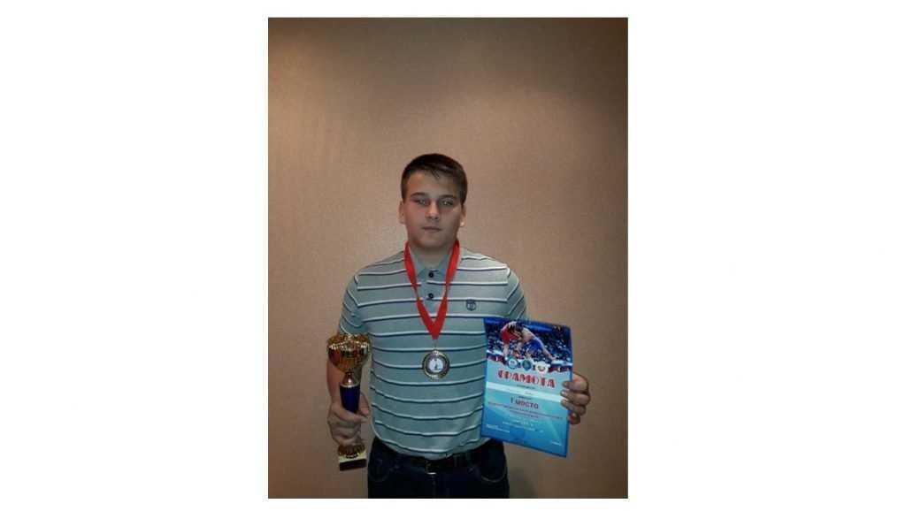 Юный брянский борец Павел Якишин стал чемпионом ЦФО