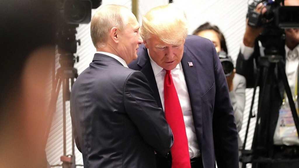 Трамп умоляет о встрече с Путиным