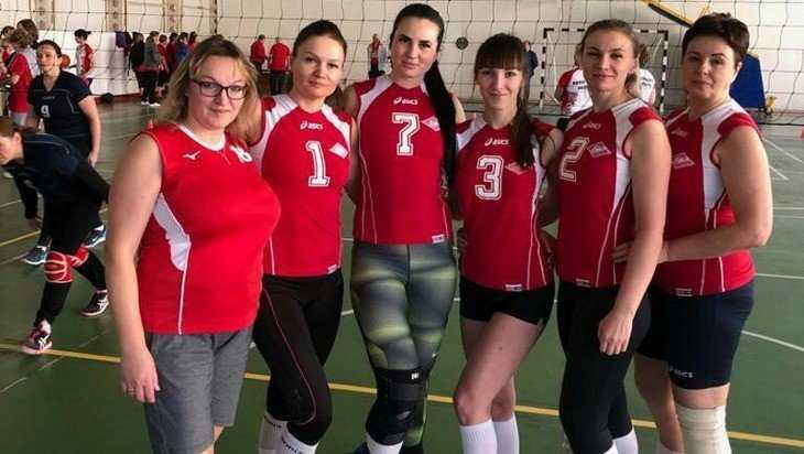 Деловые женщины из брянского «Спартака» обыграли команду Путина
