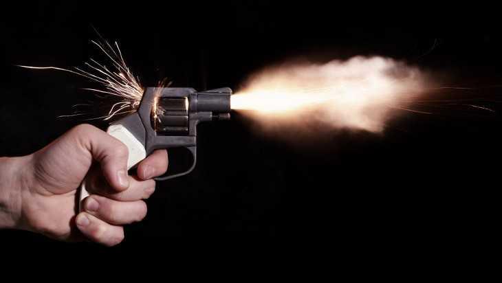 Уличный грабитель выстрелил в брянца сигнальной ракетой