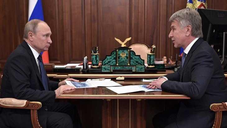 Состояние богатейшего человека России достигло 25 брянских бюджетов