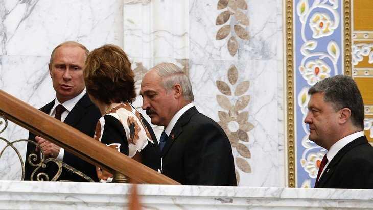 Порошенко вновь обратился за помощью к Путину