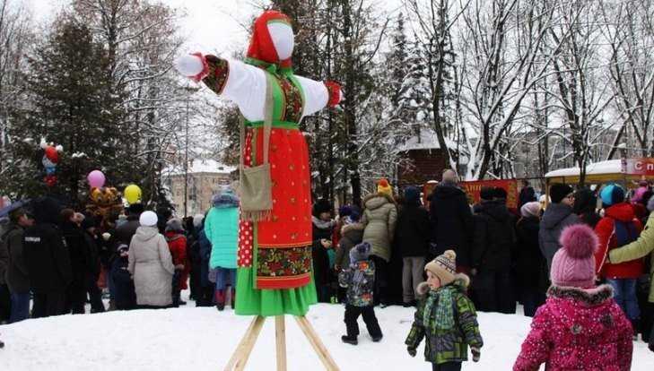В брянском парке «Юность» праздновать Масленицу не будут
