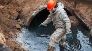 В Брянске заменят три аварийных канализационных коллектора