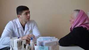 Молодой сириец Джамал Хасан стал доктором в Климовском районе