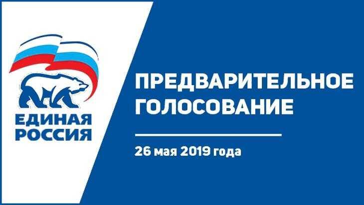 «Единая Россия» запустила сайт предварительного голосования