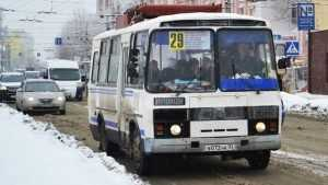 В Брянске появилось расписание маршруток