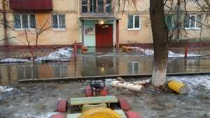 Жители Фокинского района Брянска остались 8 марта без воды