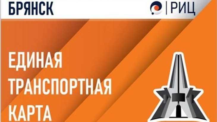 Многодетные брянские семьи бесплатно получат транспортные карты