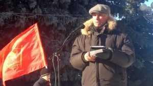 Богомаз загнал в мусорный угол главу брянских коммунистов Понасова