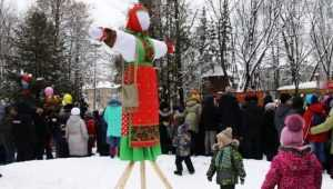 В Володарском районе Брянска Масленицу отпразднуют в парке «Юность»