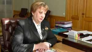 Сладкой должности лишилась брянская уполномоченная Елена Литвякова