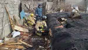 В Брянске при обрушении крыши сарая пострадали ребенок и мужчина