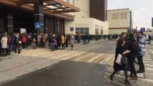 Паники не было: в брянском «Аэропарке» рассказали об эвакуации