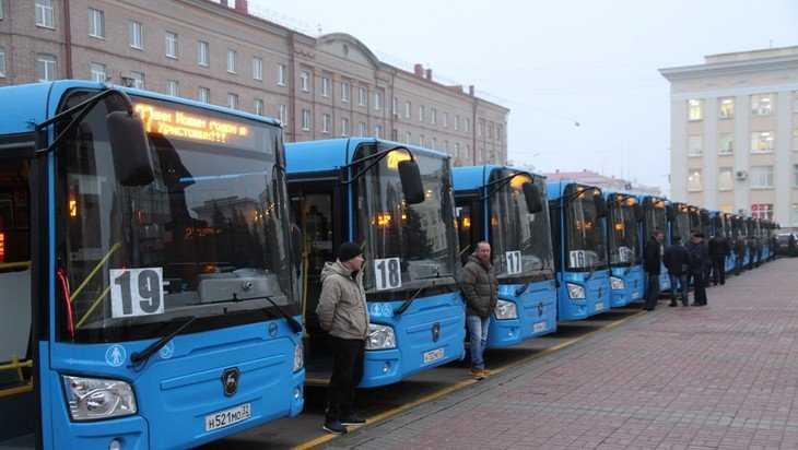 Брянский губернатор потребовал отправить в рейс все новые автобусы