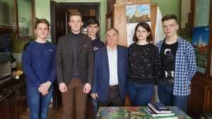 Брянские победители олимпиады по химии прошли обучение в МГУ