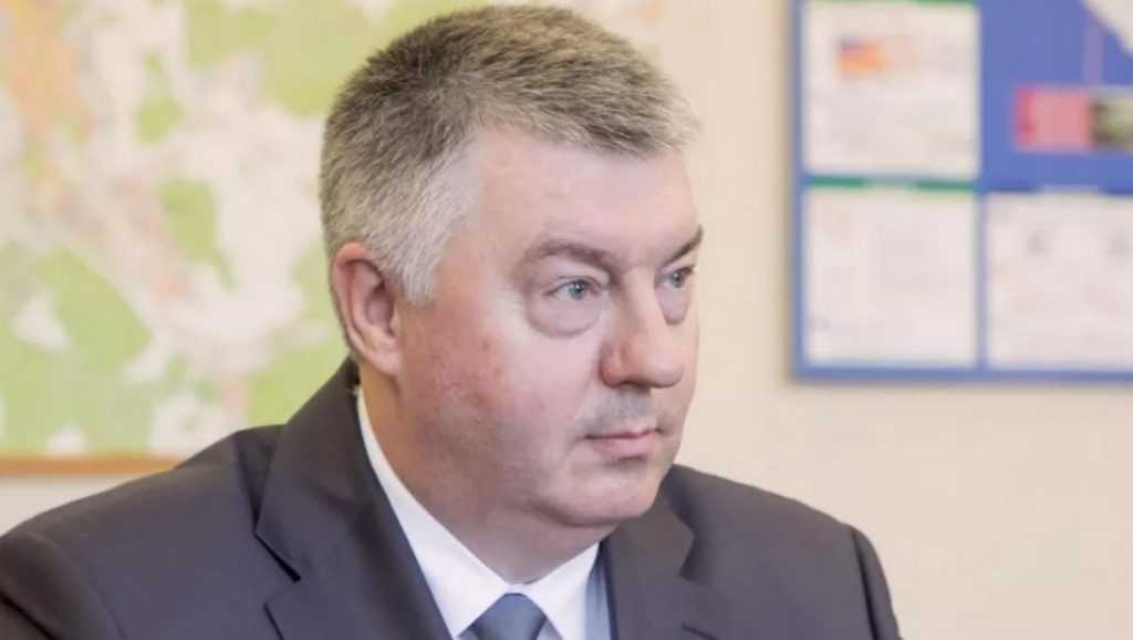 Бывший начальник брянских пограничников попал под санкции ЕС