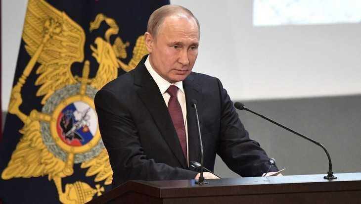 Президент Путин озадачил брянских любителей полицейской ловли блох
