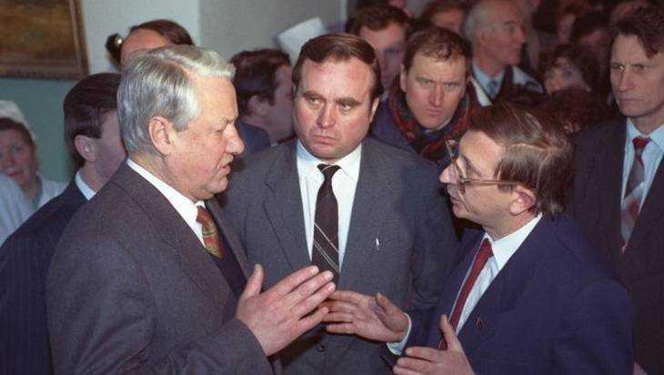 Бывший мэр Новозыбкова рассказал о Ельцине и секретах брянской политики