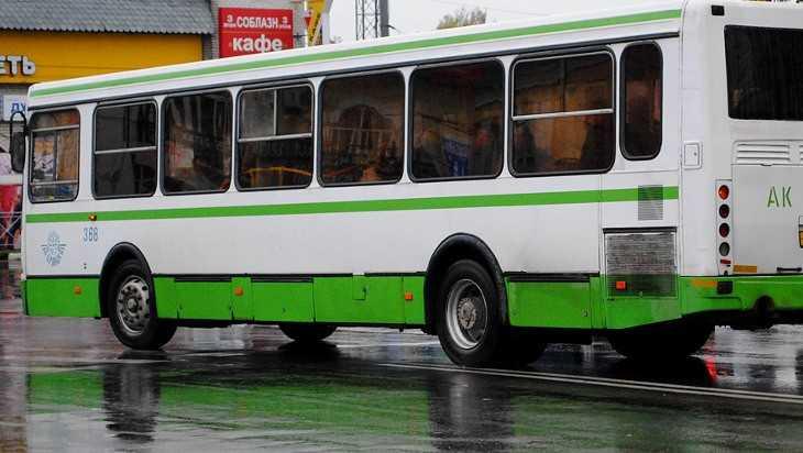 Маршрут автобуса № 31 свяжет все районы Брянска