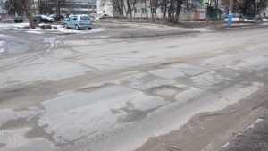 В Брянске летом отремонтируют километр улицы Костычева